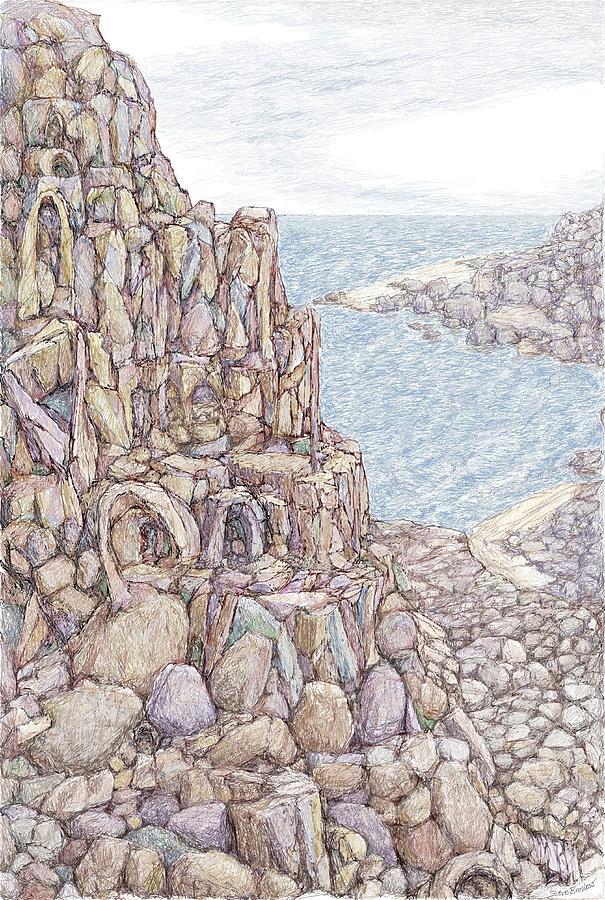 Cliff Dwellings by Steve Breslow