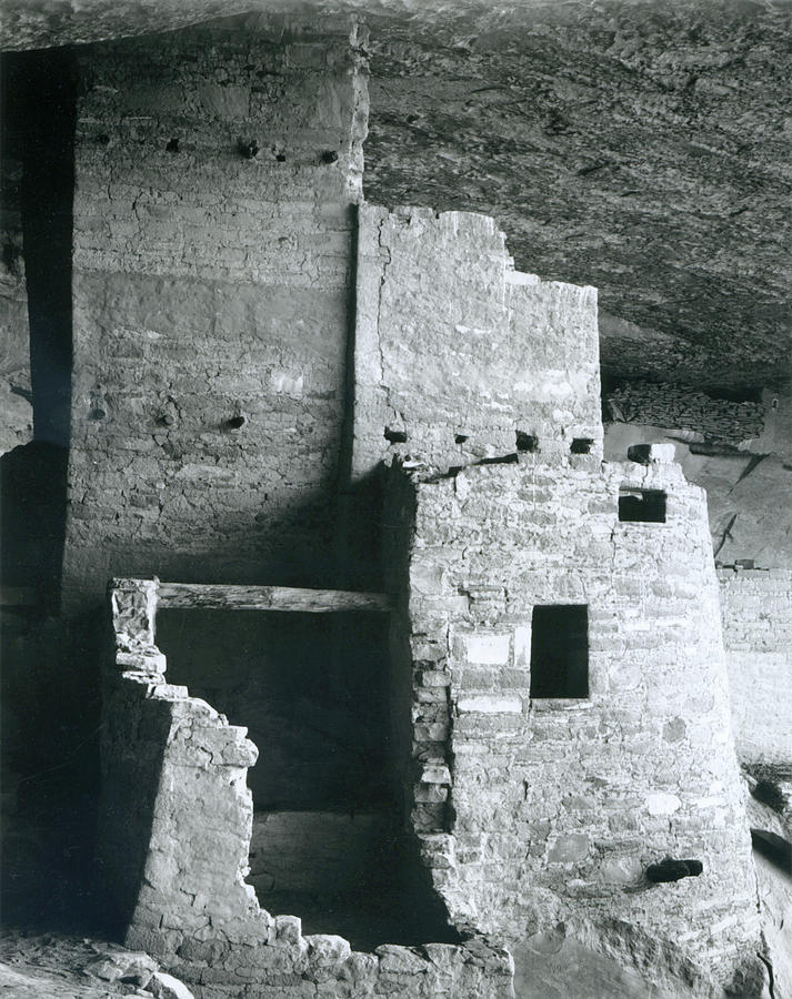 Cliff Palace, Mesa Verde National Park Photograph by Archive Photos