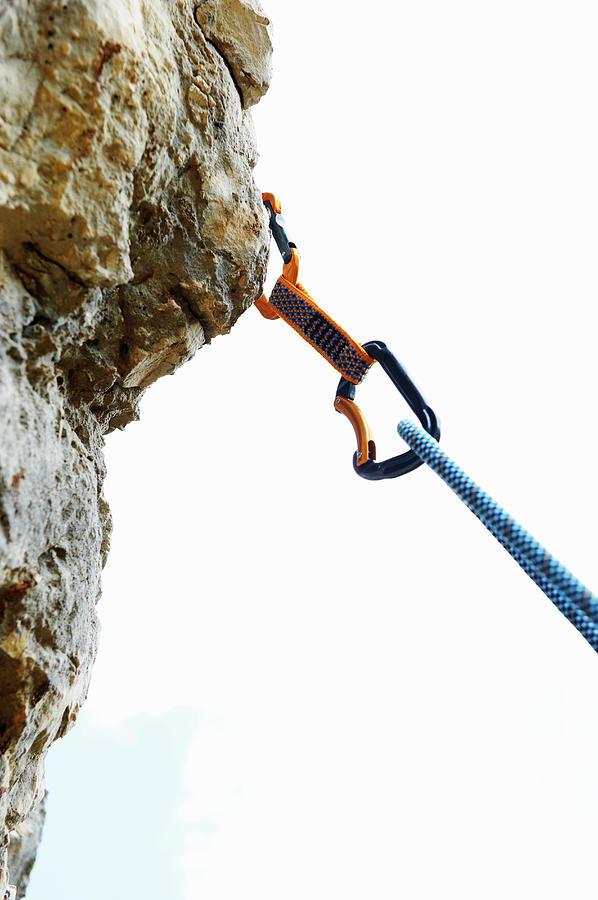 Climbing Photograph by Adie Bush