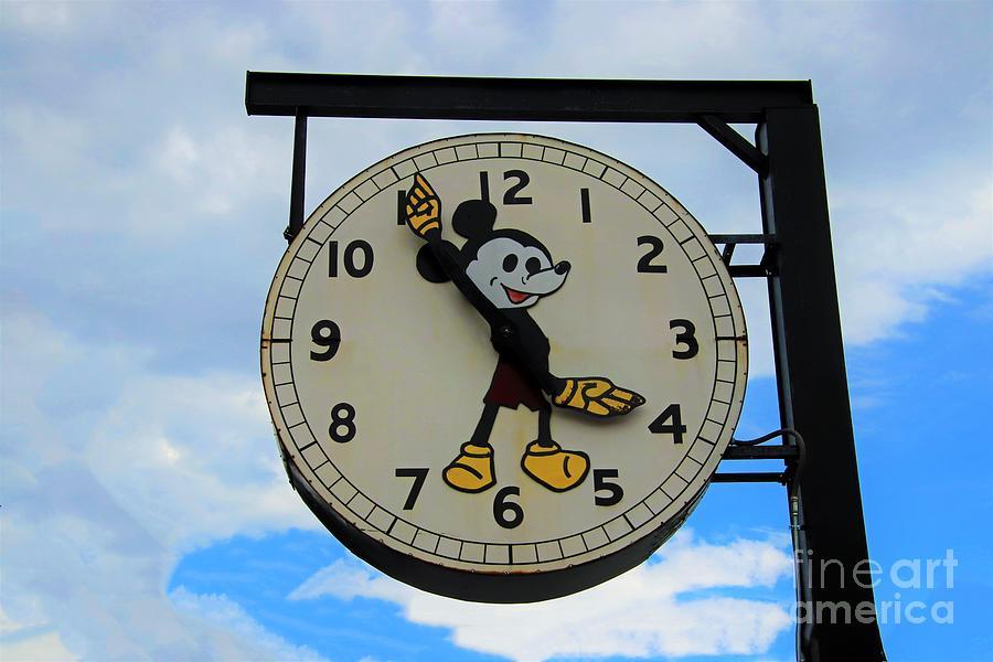 Mickey Time by Karen Silvestri