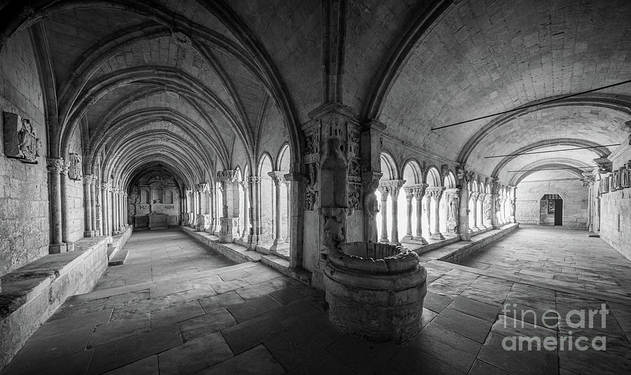 Arles Photograph - Cloitre Saint-trophime Panorama by Inge Johnsson