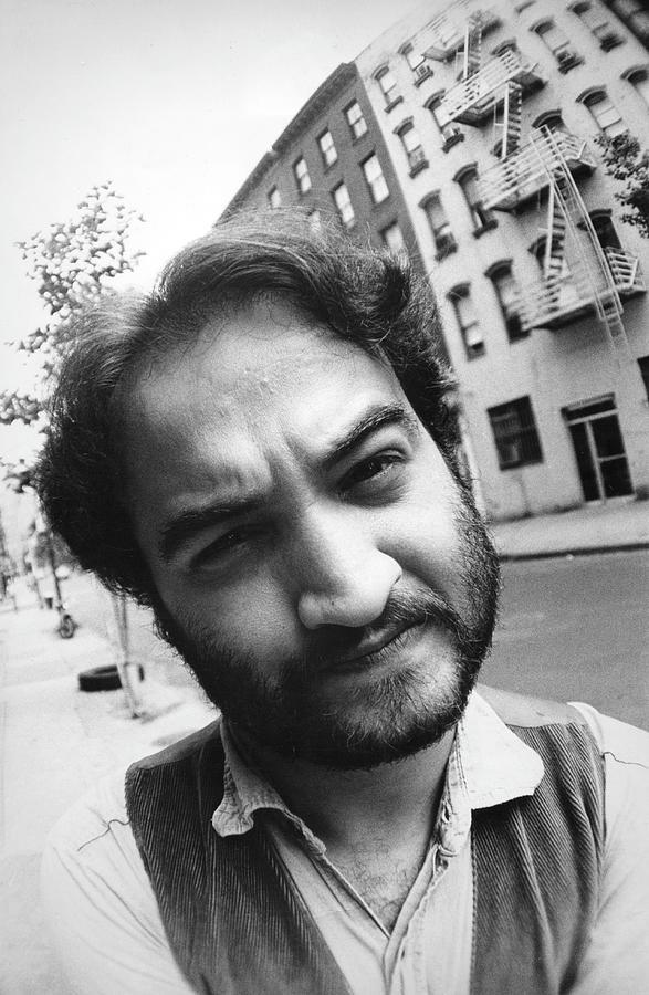 Close-up Of John Belushi Photograph by Fred W. McDarrah