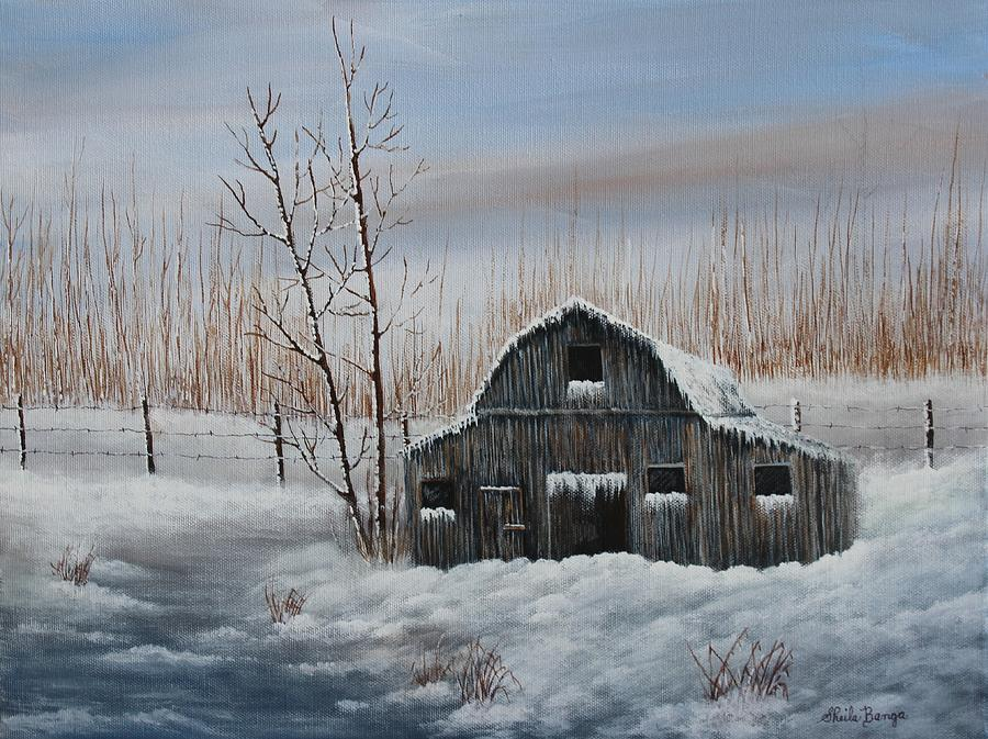 Closed for the Winter by Sheila Banga