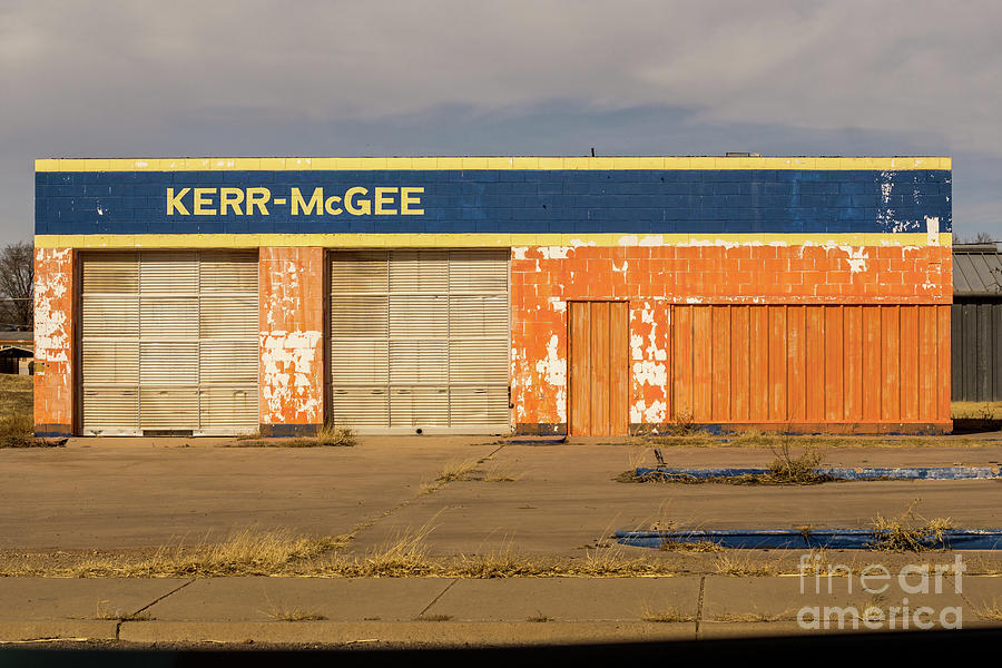 Closed Kerr - McGee Station by Imagery by Charly
