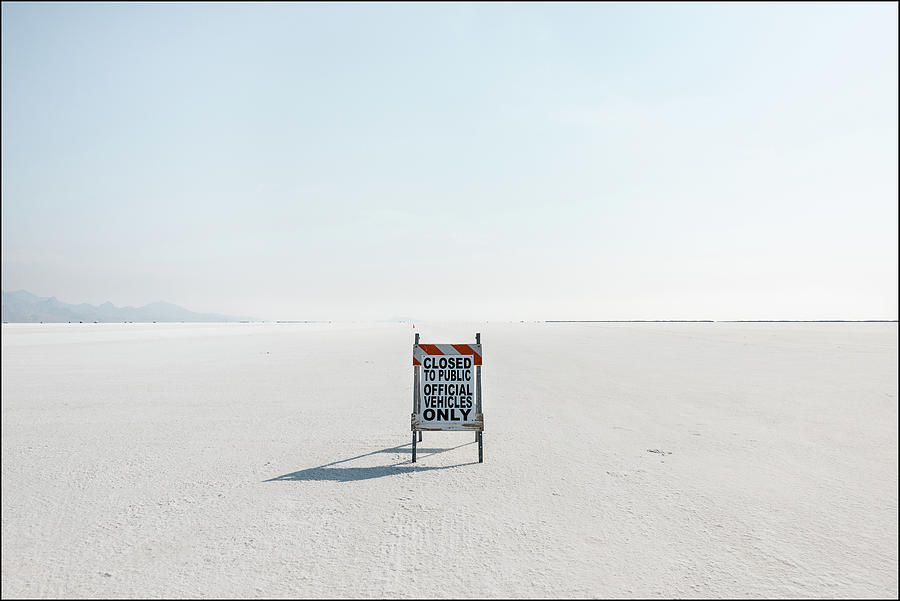 Closed to Public by Andy Romanoff