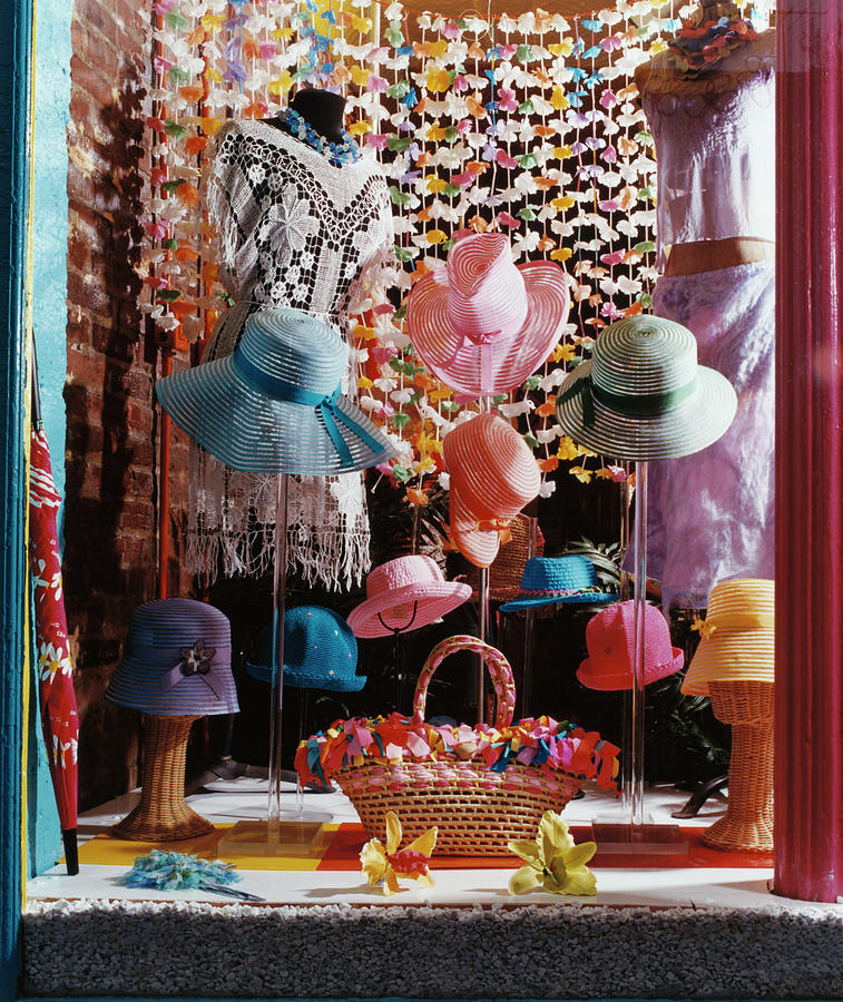 Clothing Store Window Display Photograph by Silvia Otte