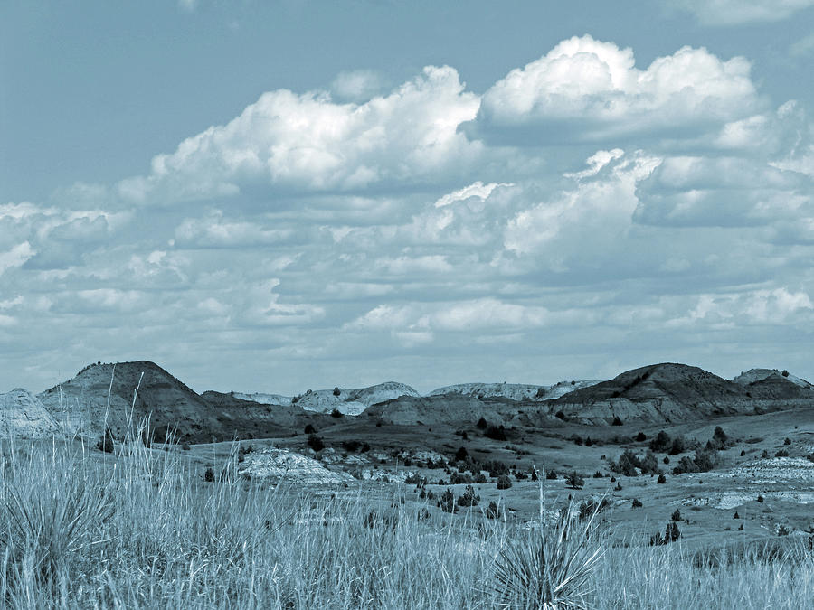 North Dakota Photograph - Cloud Dance Shadows by Cris Fulton