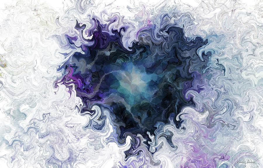 Cloud Heart by Linda Sannuti