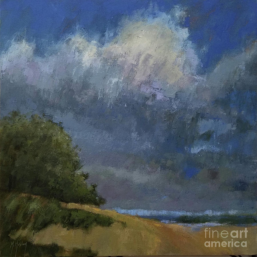 Cloud Journeys by Mary Hubley