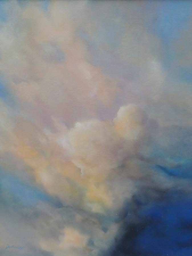 cloud study 01 by Deborah Munday