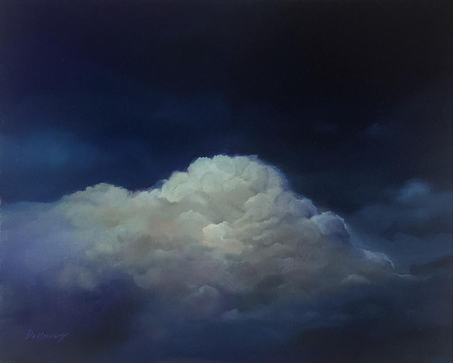 Cloud Study 2 by Deborah Munday