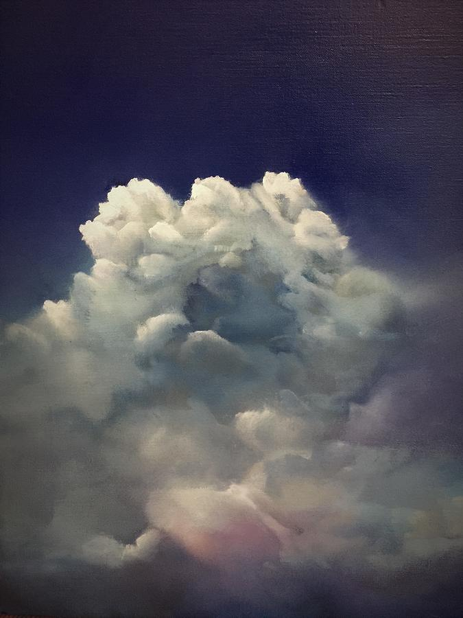 cloud study 4 by Deborah Munday