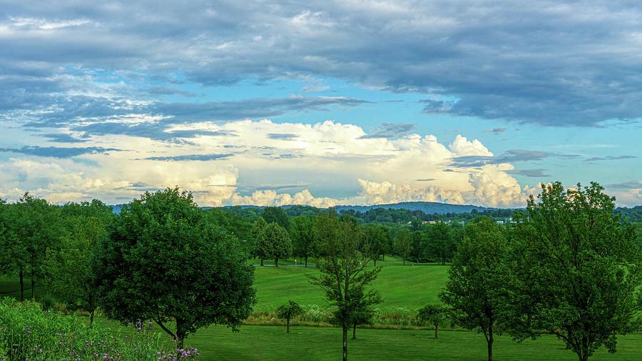 Cloud View Lehigh Valley by Jason Fink