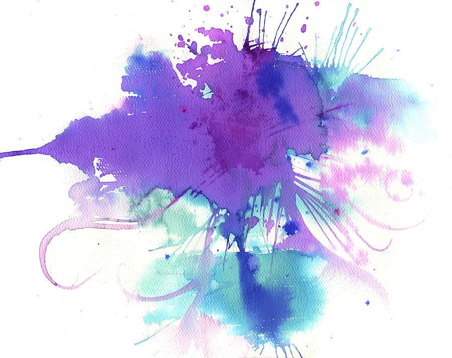 Cloudburst Digital Art by Stereohype