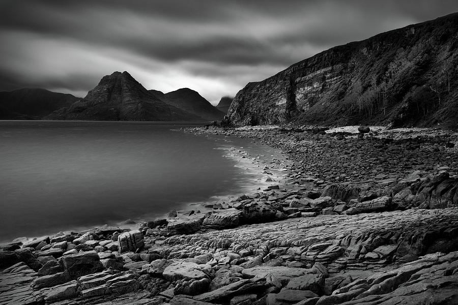 Clouds Over The Cuillin Photograph