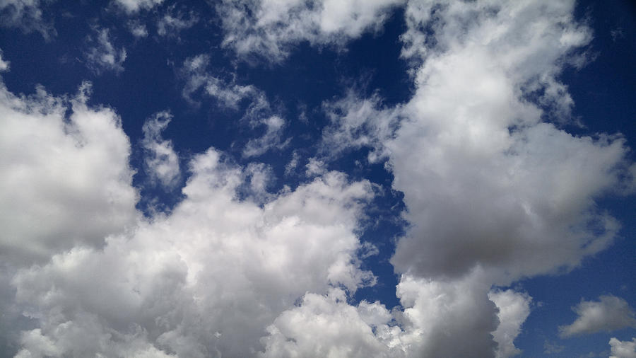 Clouds, Part 3 by Carl Young