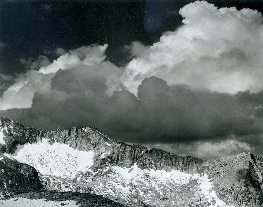Clouds - White Pass Photograph by Archive Photos