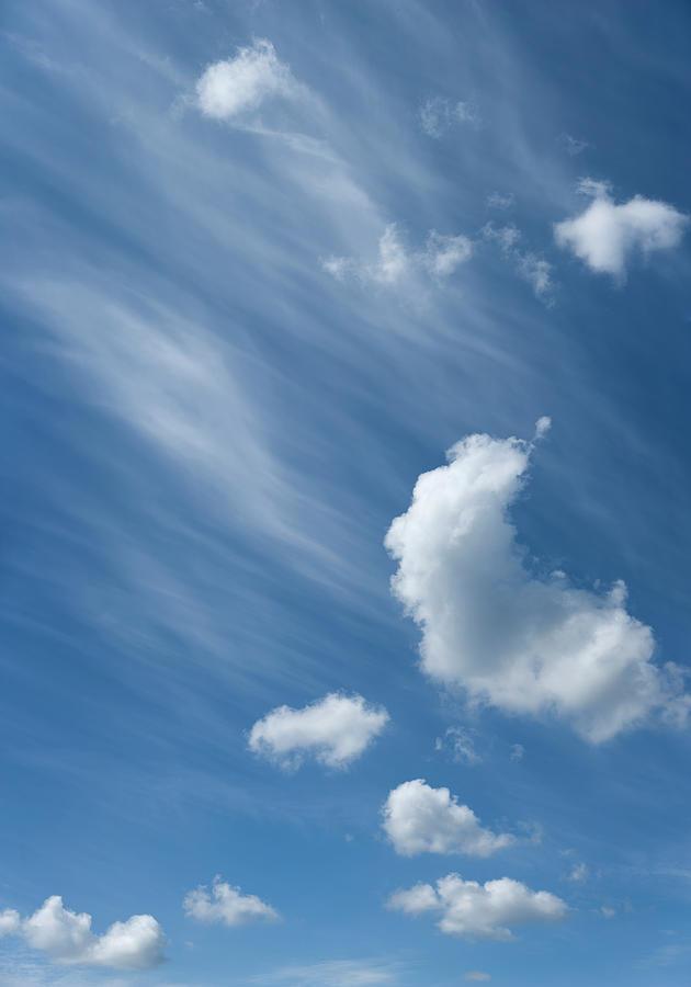 Cloudscape Image Size Xxxl Photograph by Rotofrank