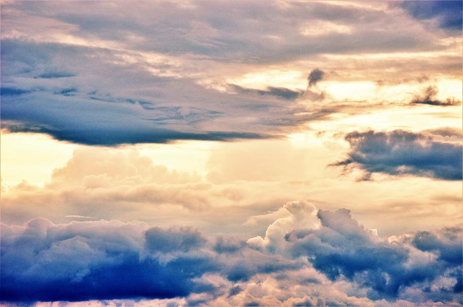 Cloudscape Photograph