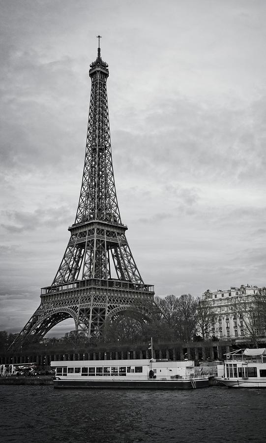 Cloudy in Paris by Miguel Winterpacht