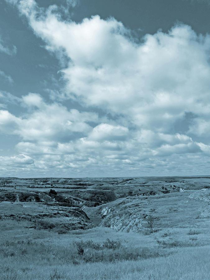 Cloudy Prairie Reverie by Cris Fulton