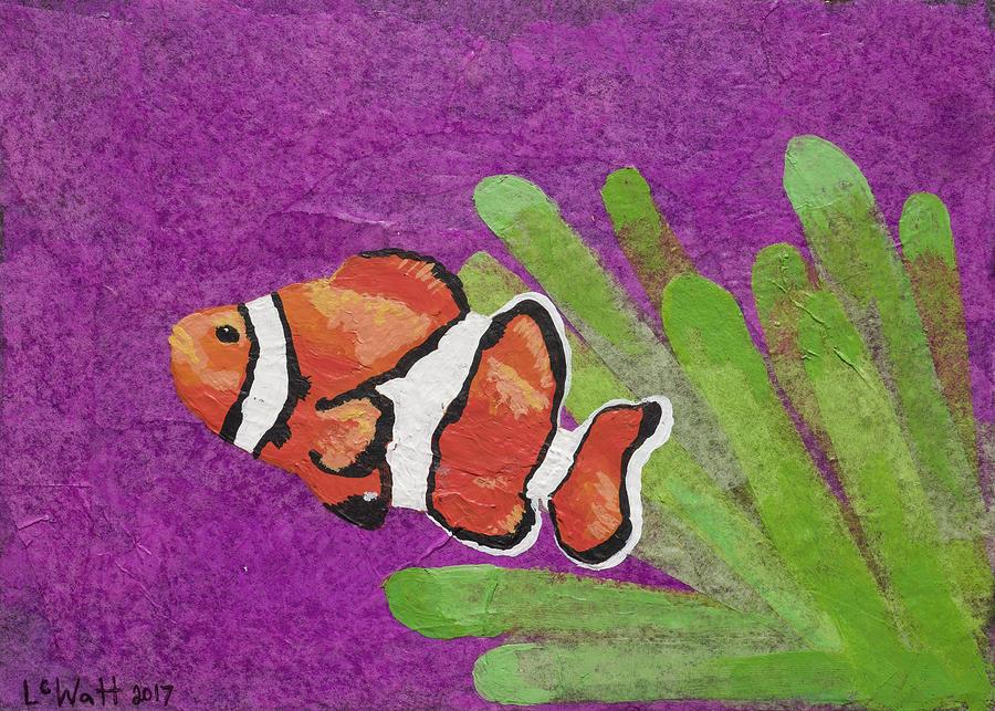 Clownfish by Laelia Watt