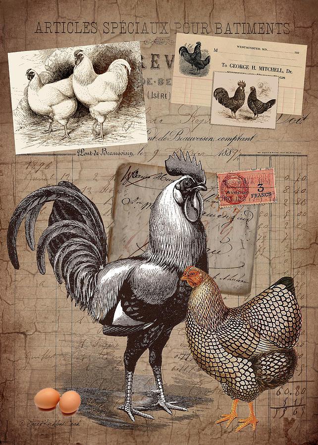 Cluck Cluck Chicken by Terry Kirkland Cook