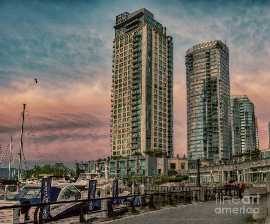 Coal Harbour by Jim Hatch