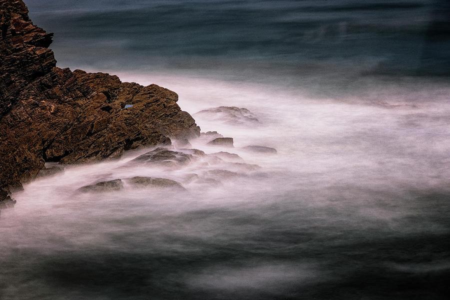 Coast Of Foz by Tom Singleton