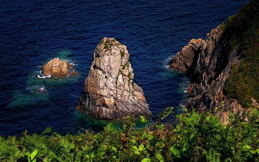 Coast Of Spain by Tom Singleton