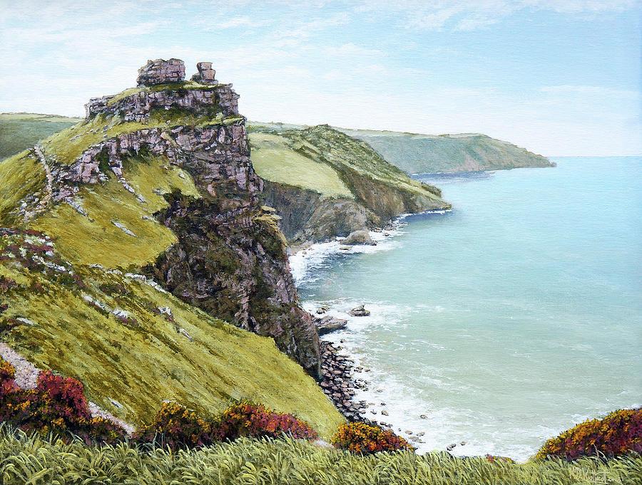 Coastal Grandeur by Mark Woollacott