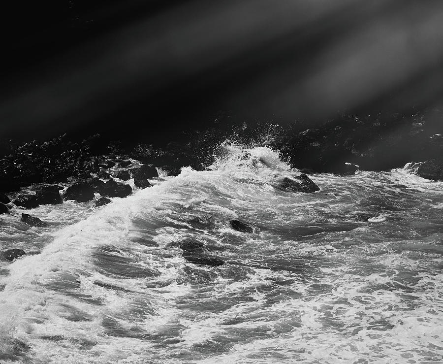 Adventure Photograph - Coastal Moment I by Anne Leven