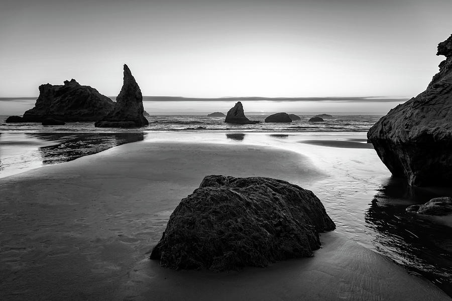 Coastal Rocks by Steven Clark
