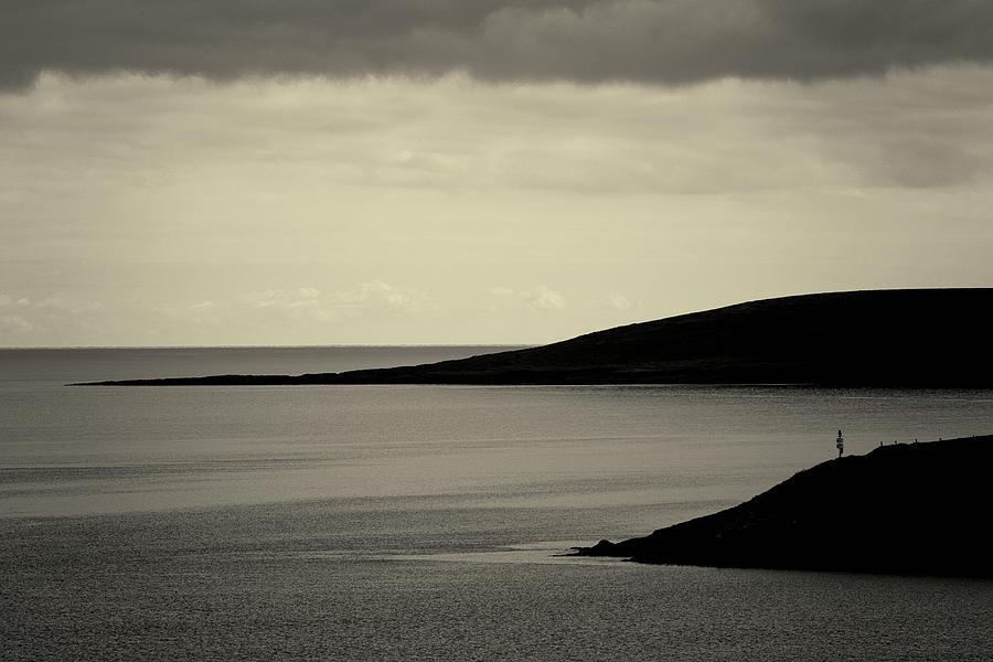 County Cork Photograph - Coastline, County Cork, Ireland by Ken Welsh