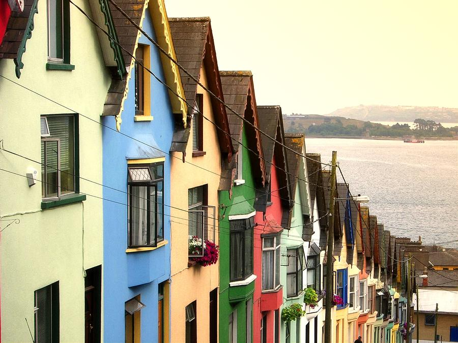 Cobh, Cork Photograph by Photo By Natale Carioni