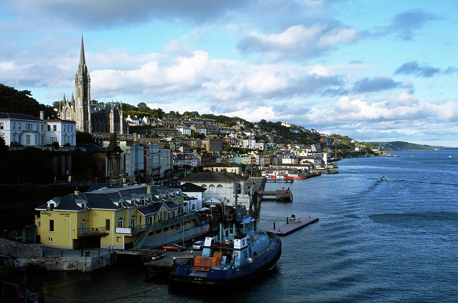 Scenic Photograph - Cobh, County Cork, Ireland by Travel Ink
