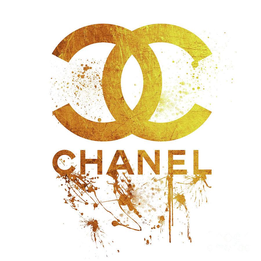 Arts K Chanel Logo By - Prar Coco 11