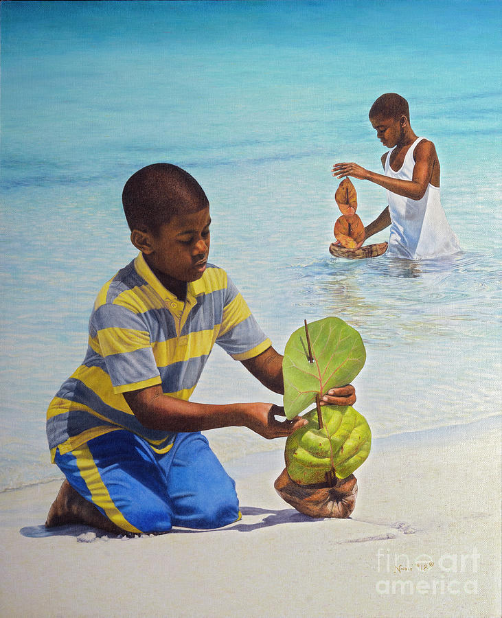 Coconut Boats by Nicole Minnis
