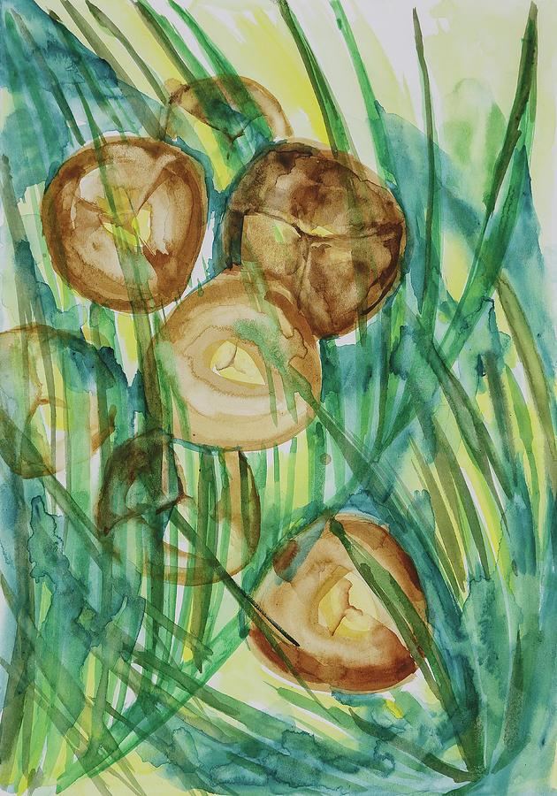 Coconut tree by Maria Arnaudova