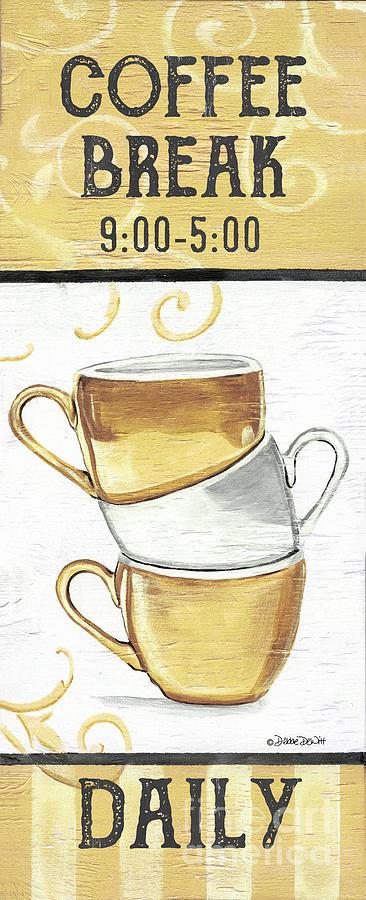 Coffee Break 2 Painting