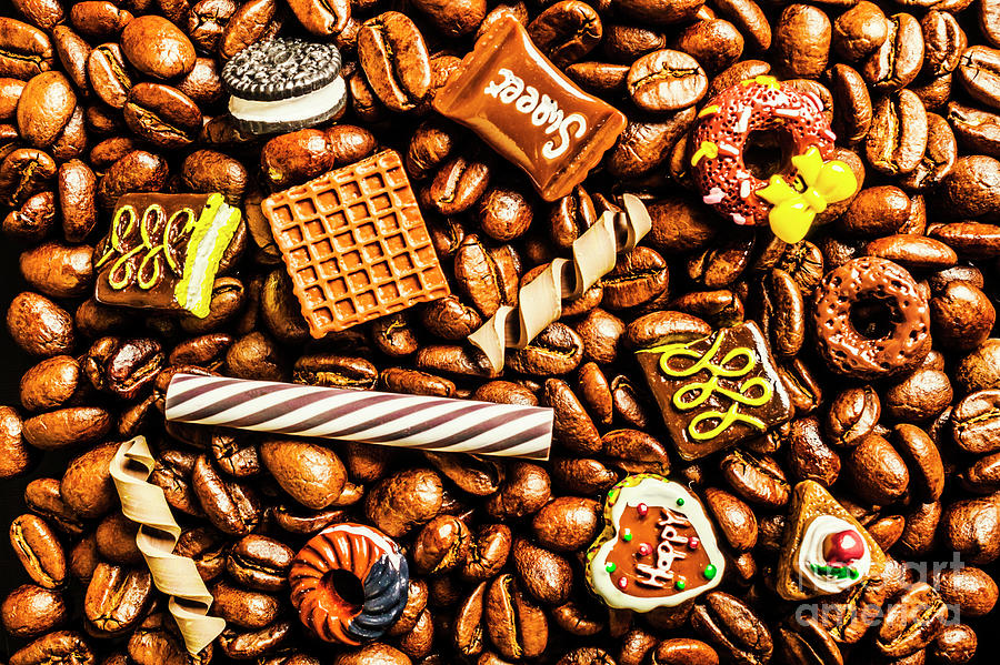 Food Photograph - Coffee Candy by Jorgo Photography - Wall Art Gallery