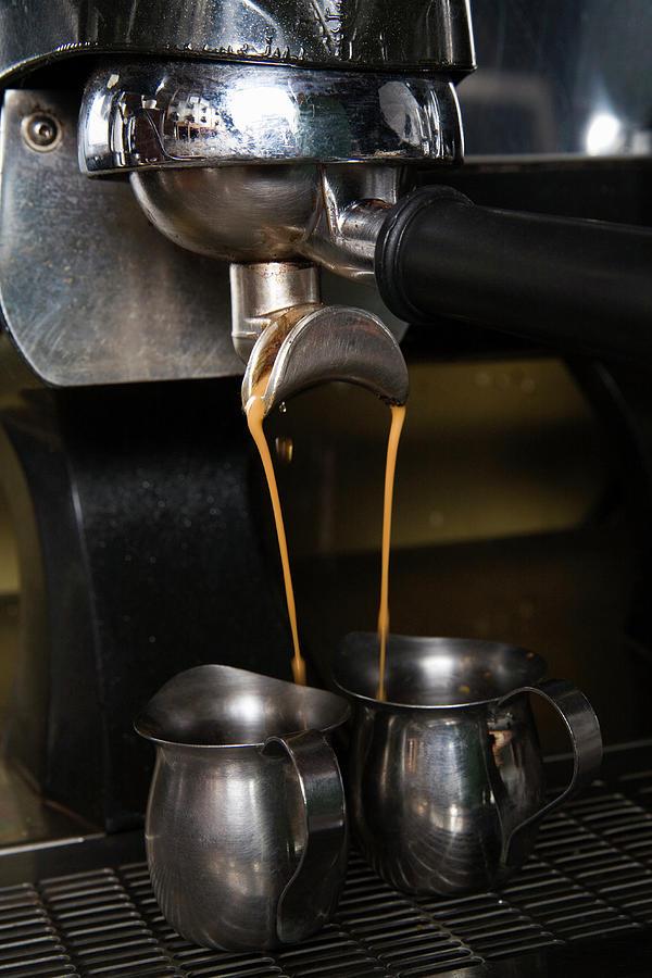 Coffee Maker Photograph by Stella