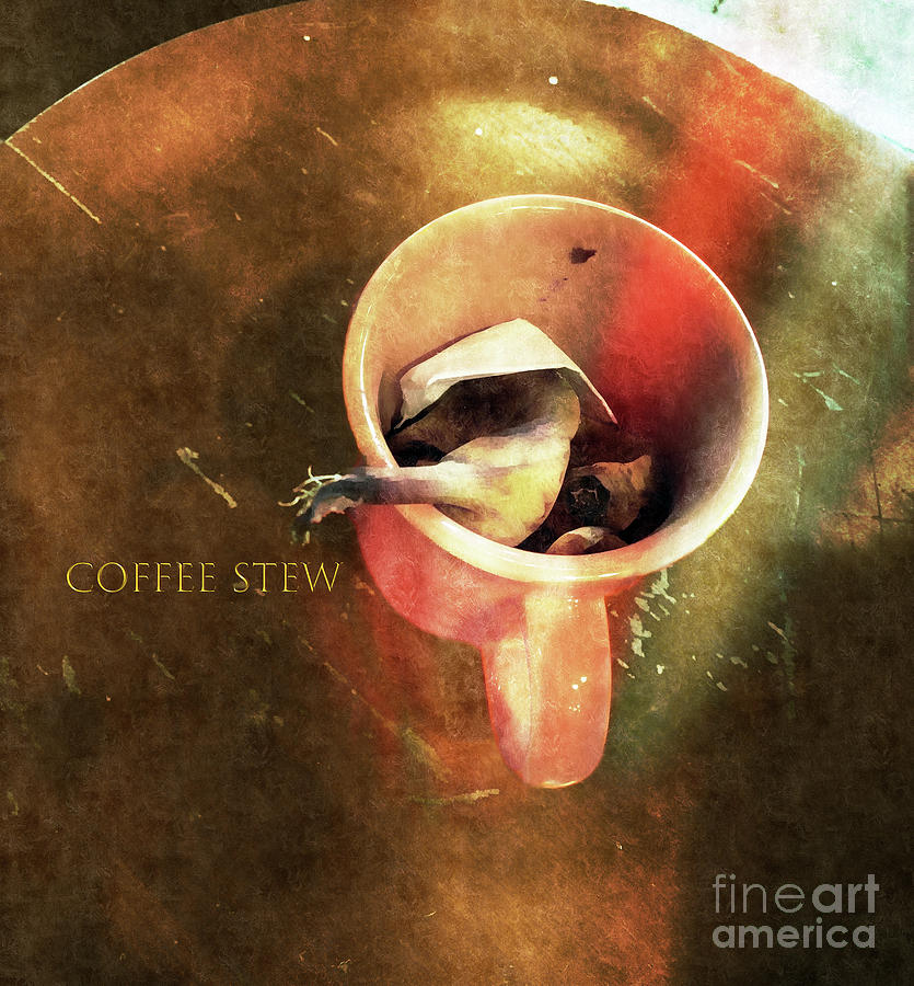 Coffee Photograph - Coffee Stew  by Steven Digman
