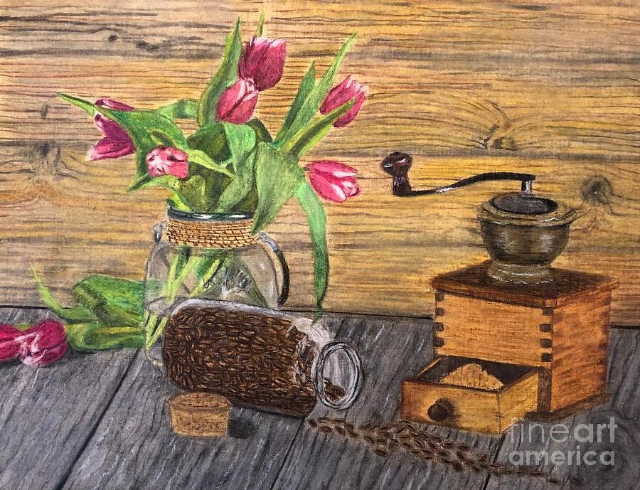 Coffee by Tina Pilgrim