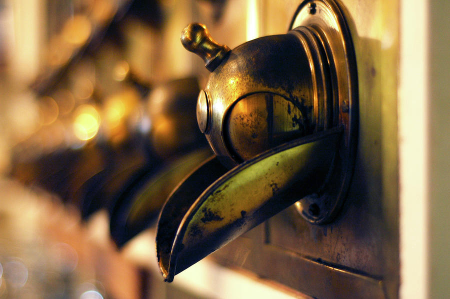 Coffeemills Photograph by Dawn D. Hanna
