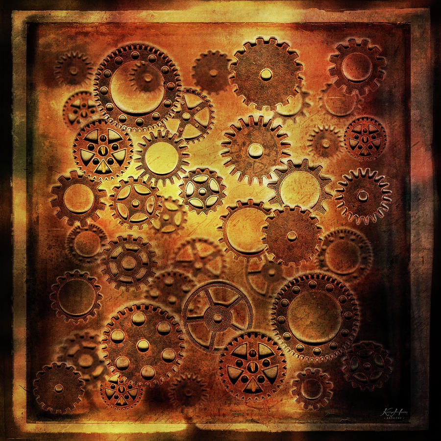 Cogs n Gears by Keith Hawley