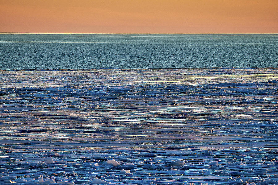 Cold as Ice by Doug Gibbons