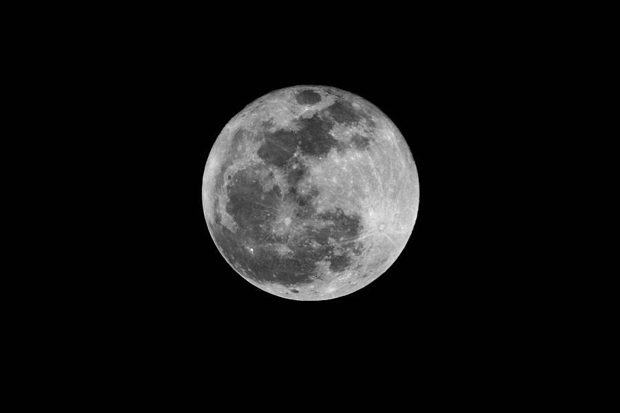 Full Cold Moon by Bradford Martin