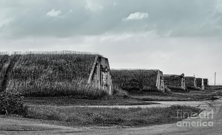 Cold War Bunkers by Jon Burch Photography
