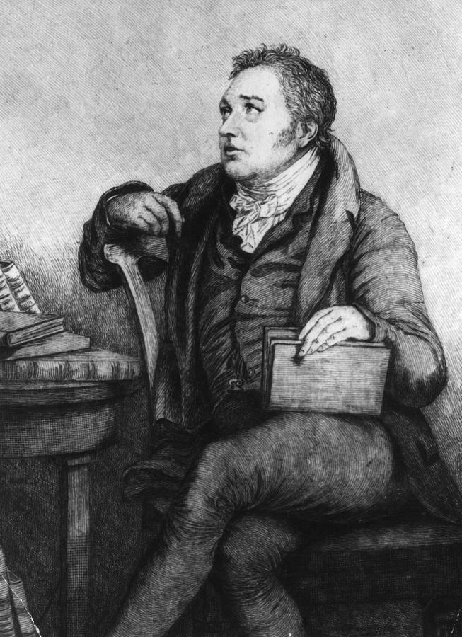 Coleridge Digital Art by Hulton Archive
